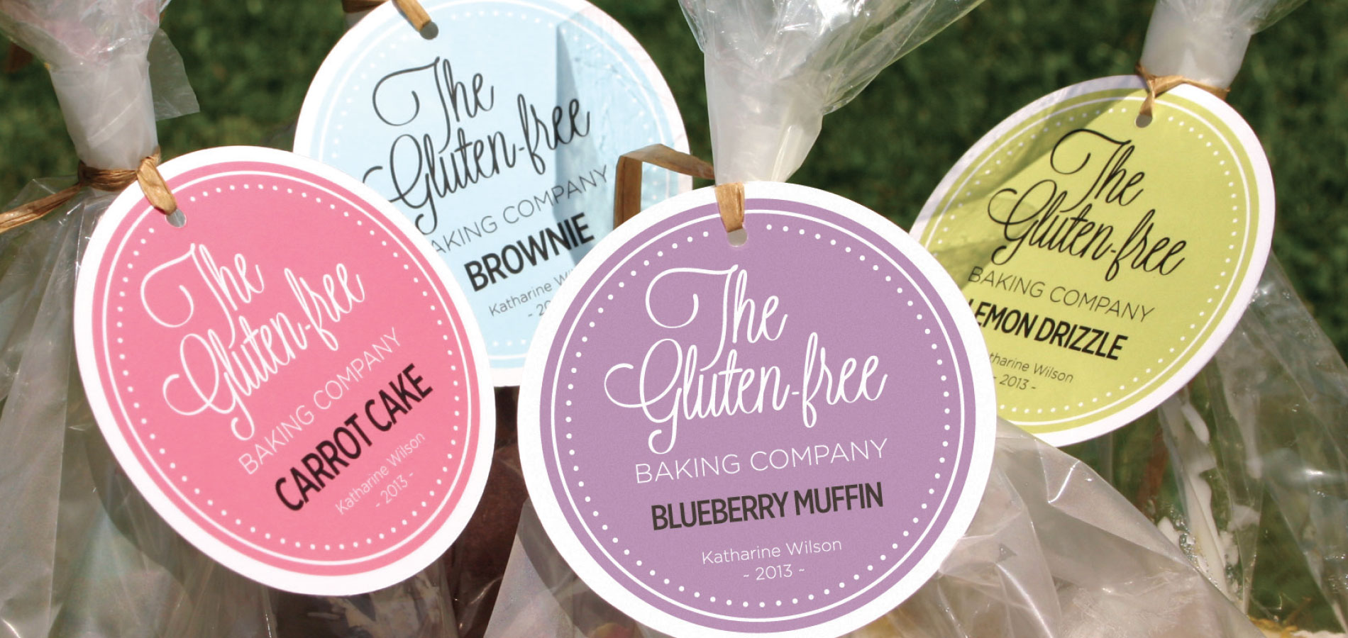 Gluten Free Cakes Assortment